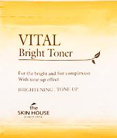 Esantion Toner Uniformizare Culoare The Skin House Vital Bright 2ml [0]
