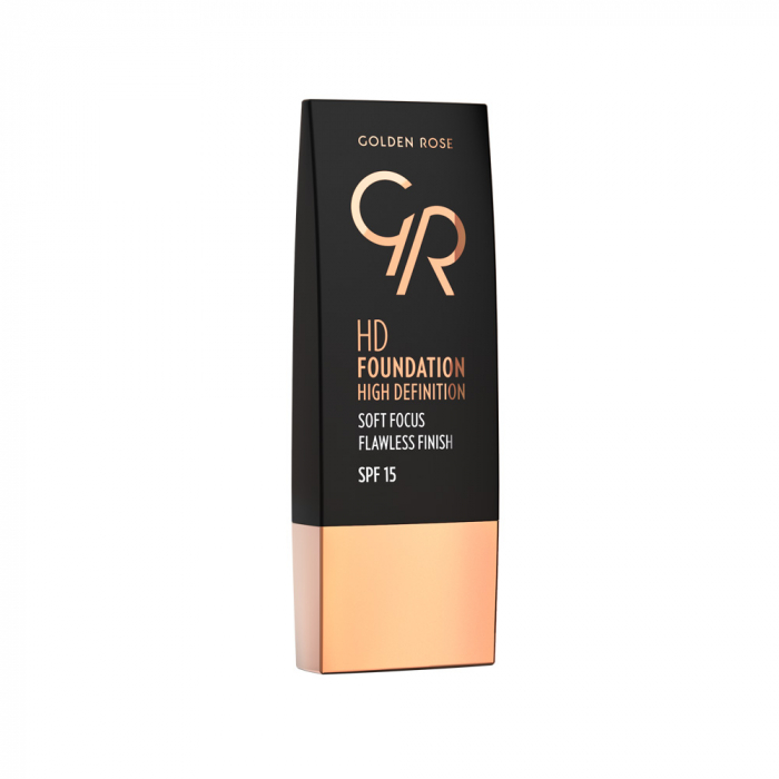 Fond de ten Golden Rose High Definition SPF15 Nuante Promo! 0
