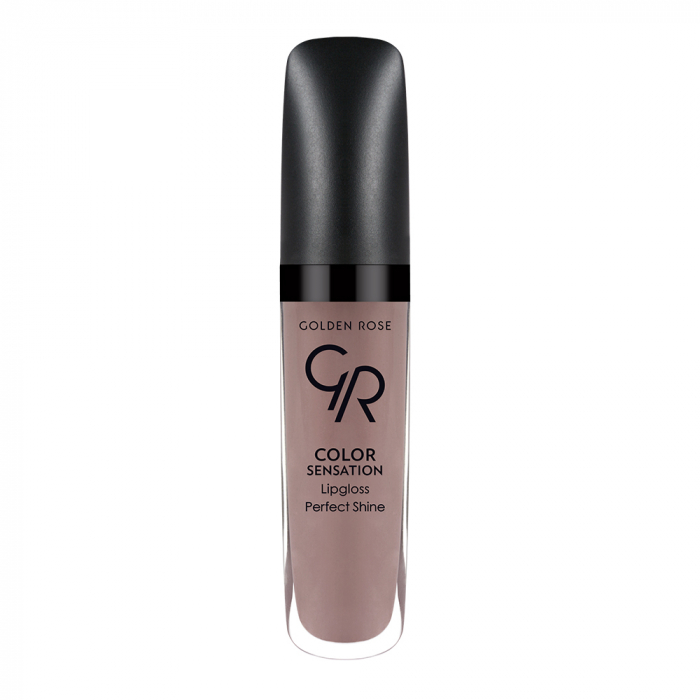 Ruj lichid Golden Rose Color Sensation Lipgloss Bej si Maro 0