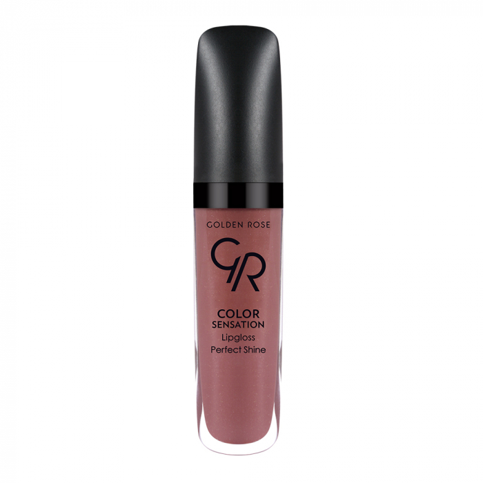 Ruj lichid Golden Rose Color Sensation Lipgloss Bej si Maro [0]