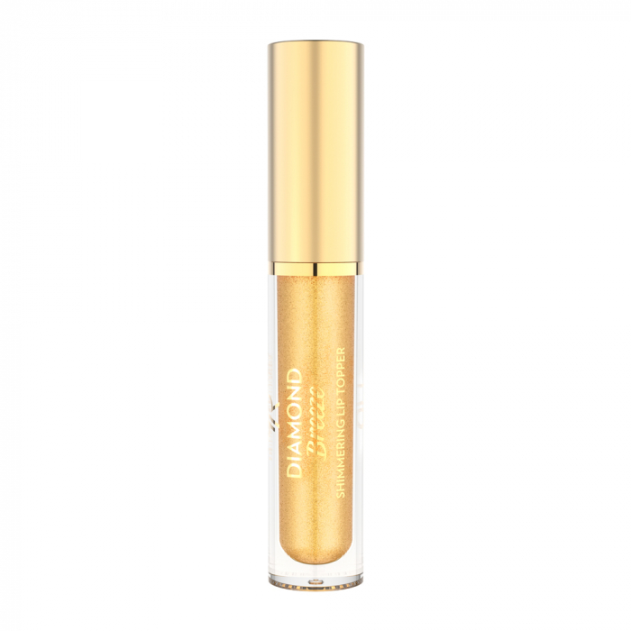Ruj lichid Golden Rose Diamond Breeze Lip Topper Nuante Promo! 0