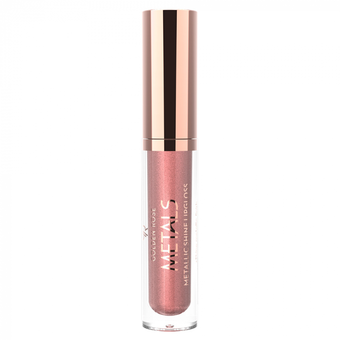 Gloss Buze Golden Rose Metals Shine Super Promotie! 0
