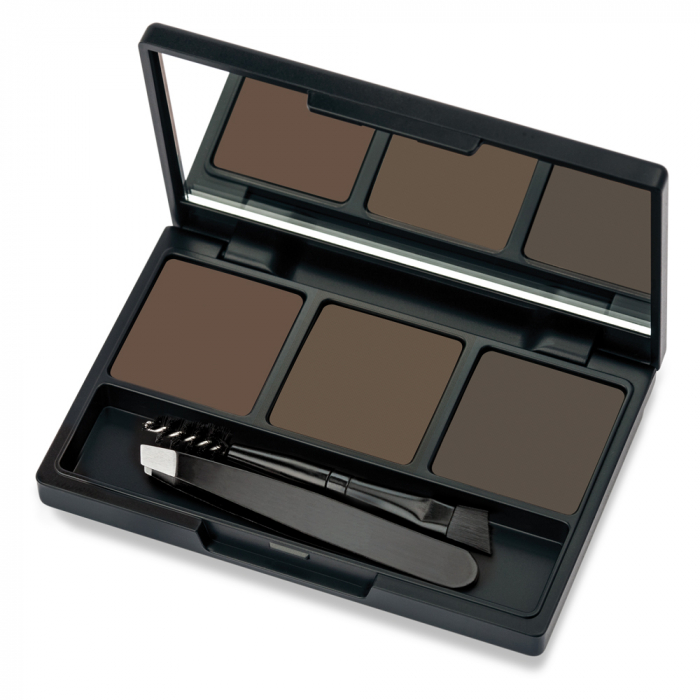 Trusa pentru stilizare sprancene Golden Rose Brow Styling Kit 0