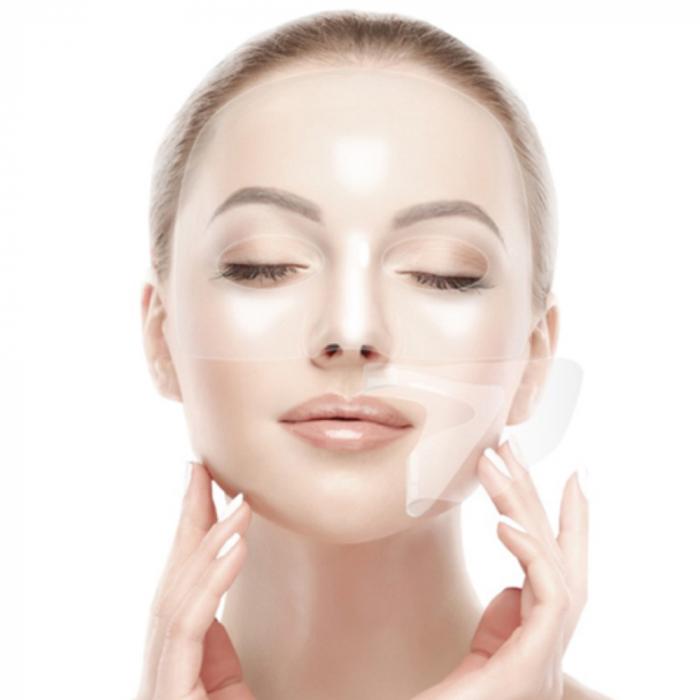 Masca Hidrogel de Fata cu Ser Antirid Beauugreen Anti-Wrinkle Pullulan 30gr [1]