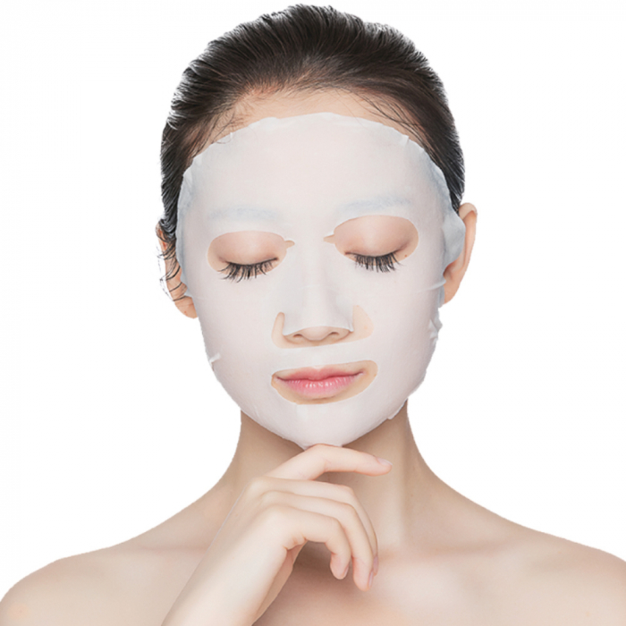 Masca Textila de Fata cu Ser Luminozitate Beauugreen Clarifying Lemon 23gr [2]