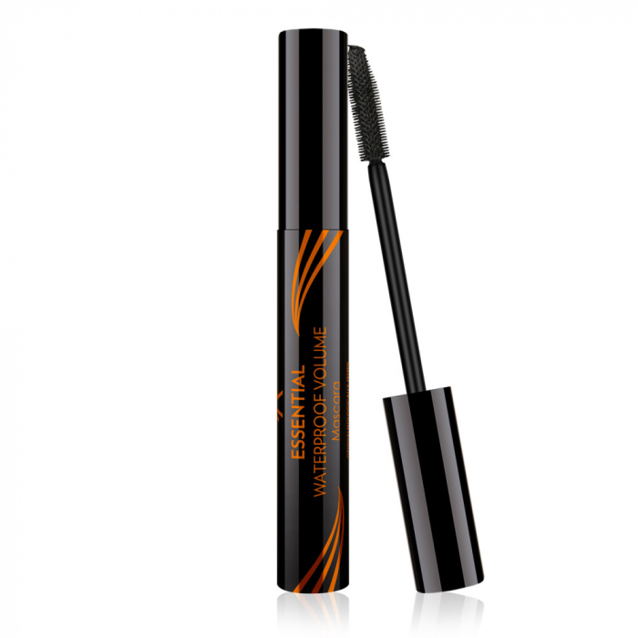 Mascara Golden Rose Essential Waterproof 0