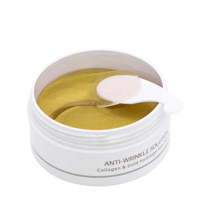 Plasturi Anticearcan pentru Ochi Beauugreen Collagen & Gold 90gr/60bc [4]