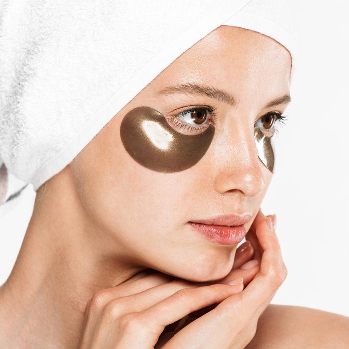 Plasturi Anticearcan pentru Ochi Beauugreen Collagen & Gold 90gr/60bc [1]