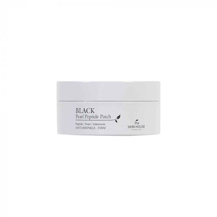 Plasturi pentru Ochi The Skin House Black Pearl Peptide  90gr/60bc 0