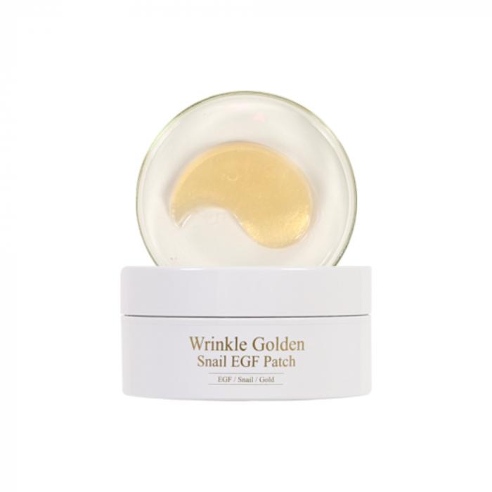 Plasturi pentru Ochi The Skin House Wrinkle Golden Snail EGF 90gr/60bc 1
