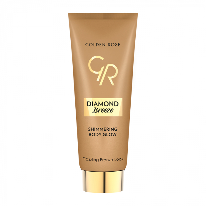 Crema pentru fata si corp Golden Rose Diamond Breeze Bronz 0