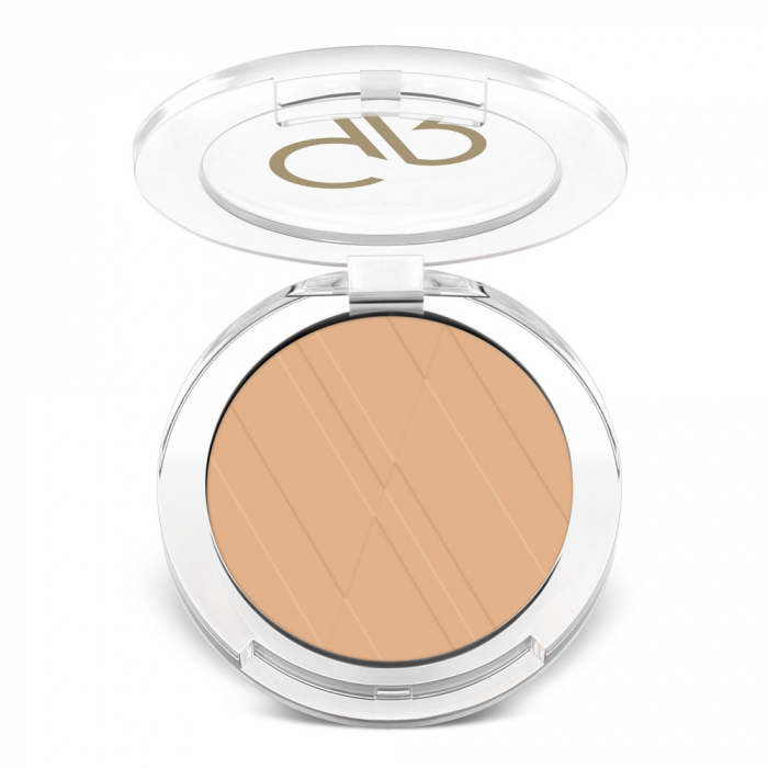 Pudra Golden Rose Pressed Powder 0