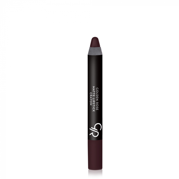 Ruj creion de buze Golden Rose Matte Nuante Promo! 0
