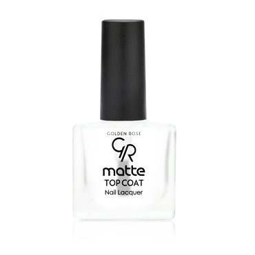 Top Coat matifiant Golden Rose Matte 10.5 ml 0