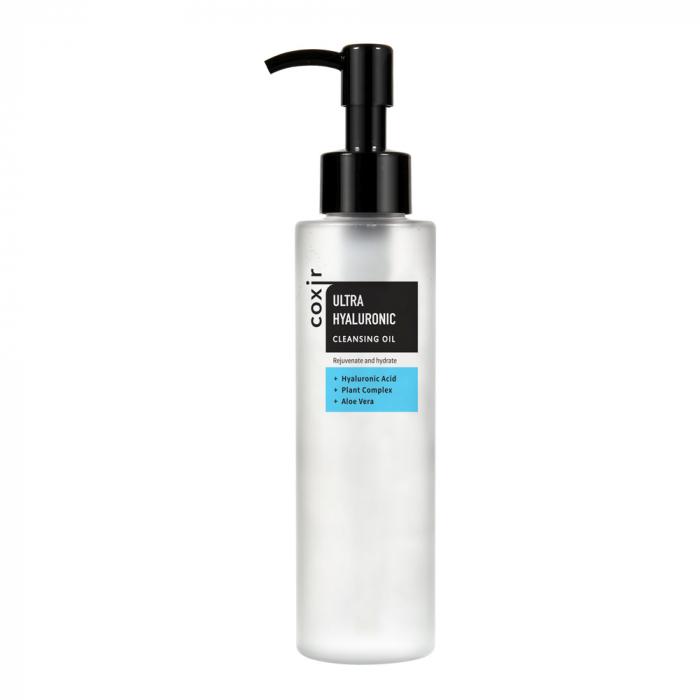Ulei Hidratant pentru Curatare Ten Coxir Ultra Hyaluronic Cleansing Oil 150ml [0]