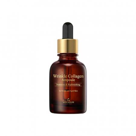Ser Concentrat Antirid Cu Colagen The Skin House Wrinkle Collagen 30ml