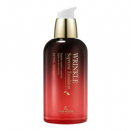 Emulsie Antirid cu Ginseng The Skin House Wrinkle Supreme 130ml