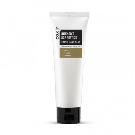 Masca Crema pentru Fata Antirid Coxir EGF Intensive Peptide Cream Mask Pack 80ml
