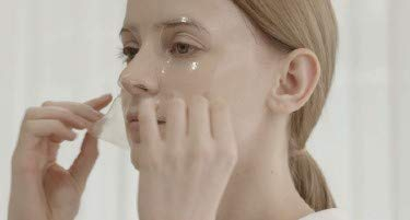Masca Hidrogel de Fata cu Ser Antirid Beauugreen Anti-Wrinkle Pullulan 30gr [4]