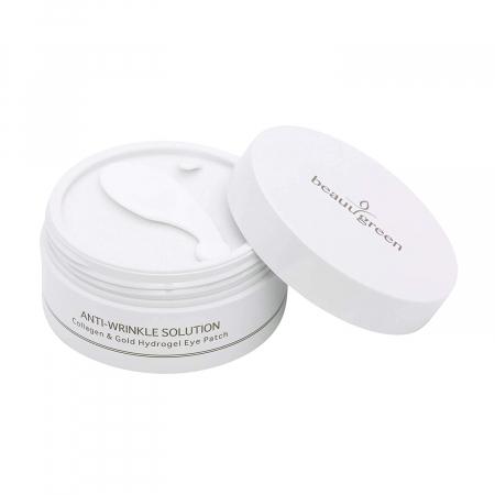 Plasturi Anticearcan pentru Ochi Beauugreen Collagen & Gold 90gr/60bc [2]