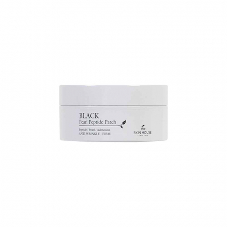 Plasturi pentru Ochi The Skin House Black Pearl Peptide  90gr/60bc2