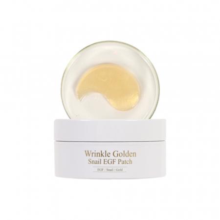 Plasturi pentru Ochi The Skin House Wrinkle Golden Snail EGF 90gr/60bc1