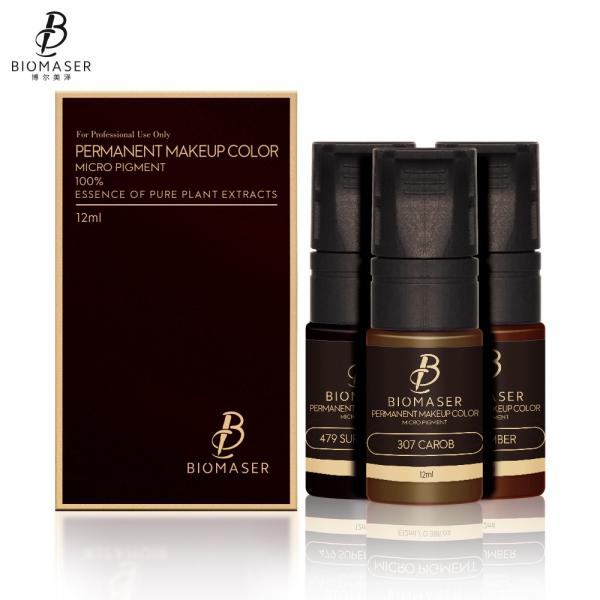 PIGMENT BIOMASER - 508 Black Coffee 0