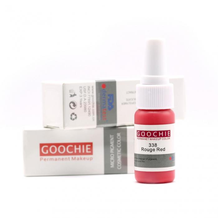 Pigment Goochie 307 Japanese Red 1