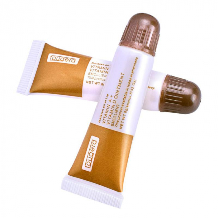 Cremă Fougera cu Vitamina A&D pentru îngrijirea tatuajului - tub 0