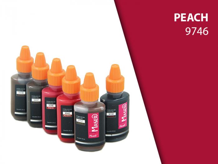 Pigmenti MASER - 9746 Peach 1