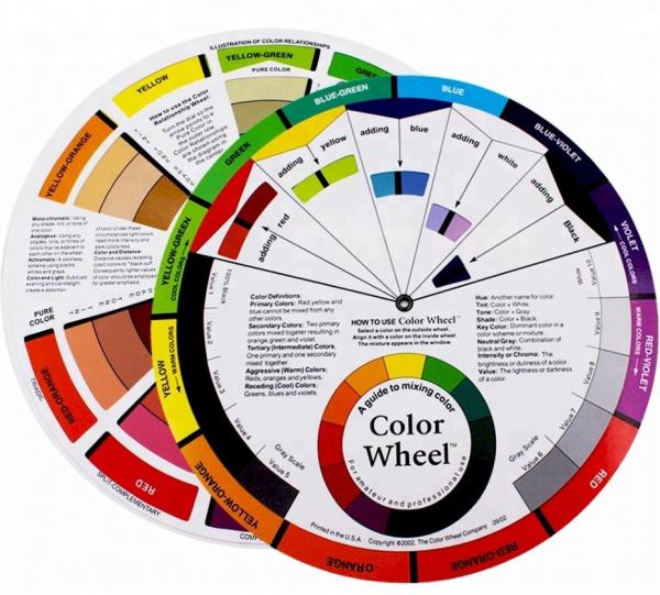 Paletar de culori 2