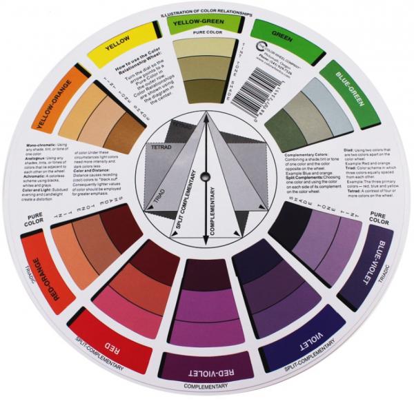 Paletar de culori 1