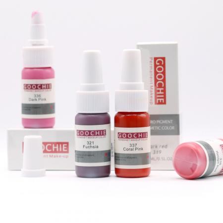 Pigment Goochie 338 Rouge Red0