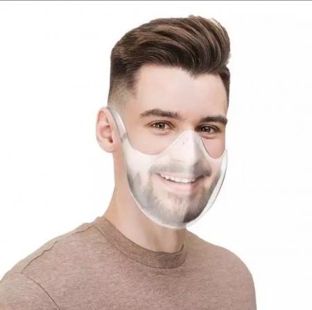 Masca protecție transparenta [1]