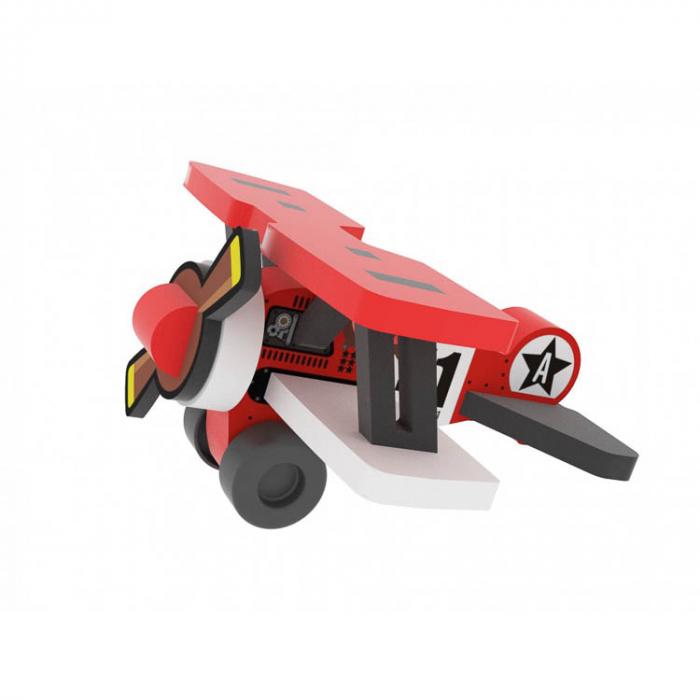 Avion modular rosu Modulo Manfred [0]