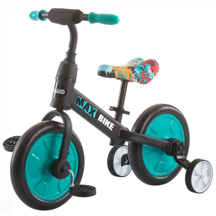 Bicicleta Chipolino Max Bike Mint [0]