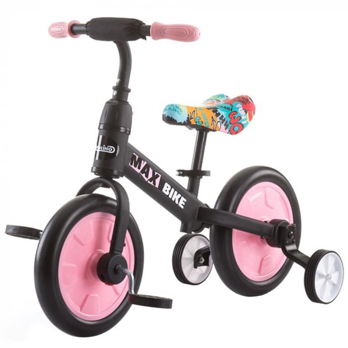Bicicleta Chipolino Max Bike Pink [4]
