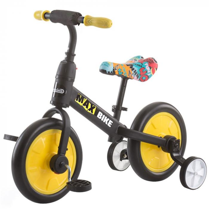 Bicicleta Chipolino Max Bike yellow [2]