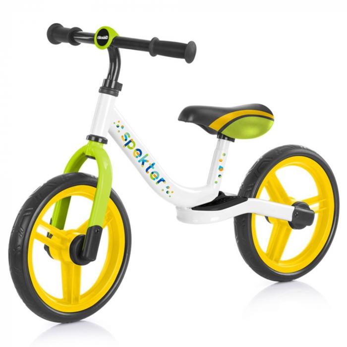 Bicicleta fara pedale Chipolino Spekter multicolor [0]