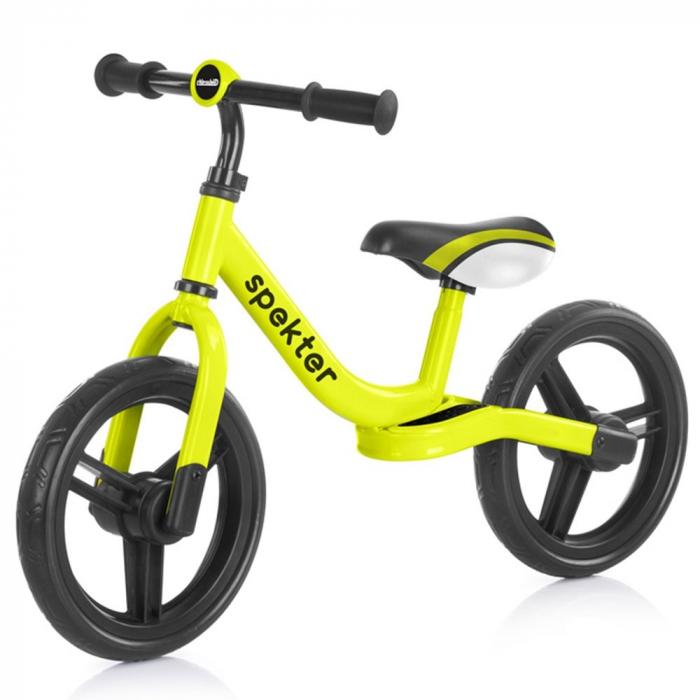 Bicicleta fara pedale Chipolino Spekter neon green [0]