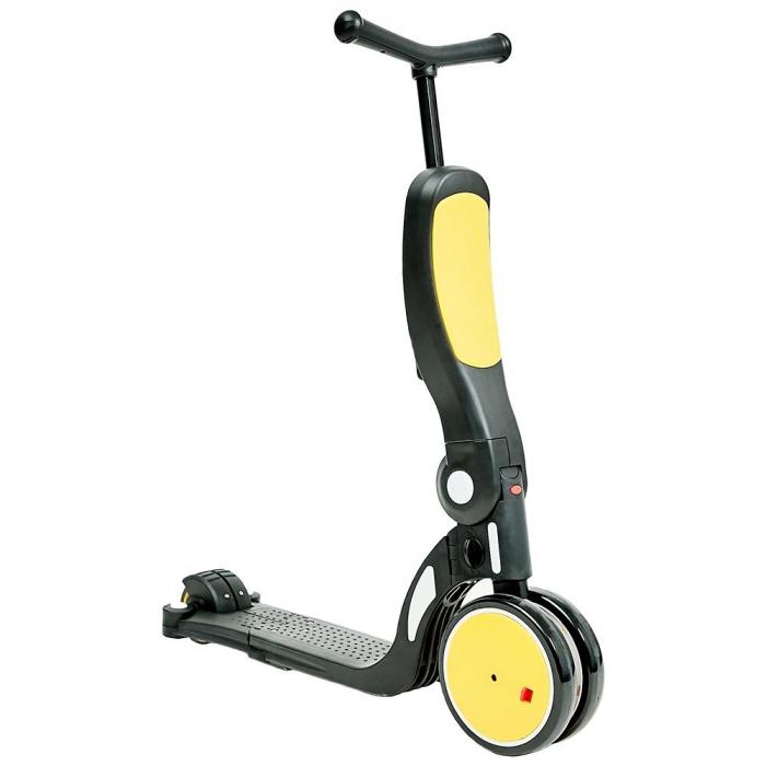 Bicicleta, tricicleta si trotineta Chipolino All Ride 4 in 1 yellow [0]
