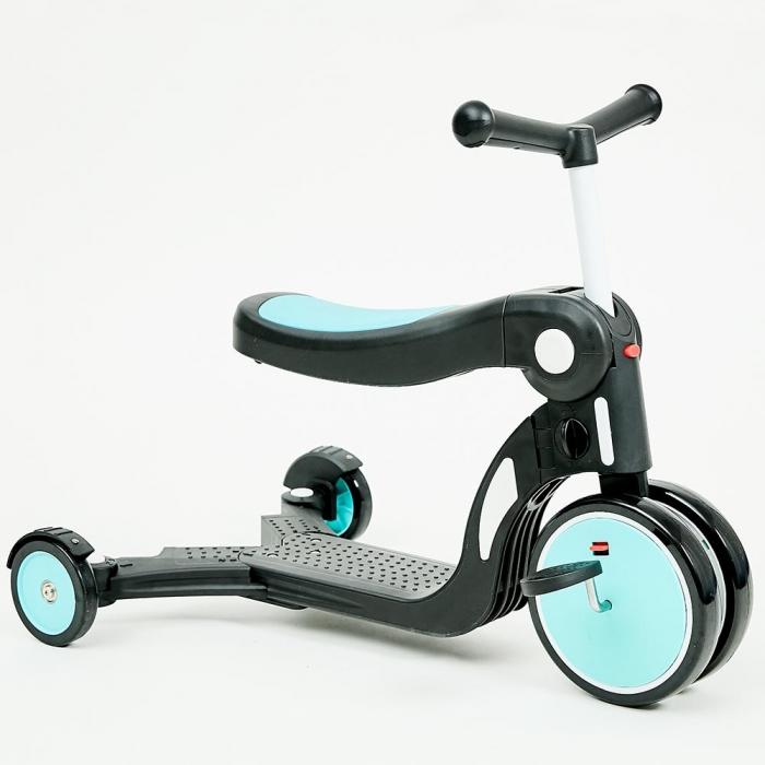 Bicicleta, tricicleta si trotineta Chipolino All Ride 4 in 1 sky [3]