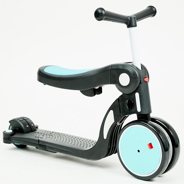 Bicicleta, tricicleta si trotineta Chipolino All Ride 4 in 1 sky [1]