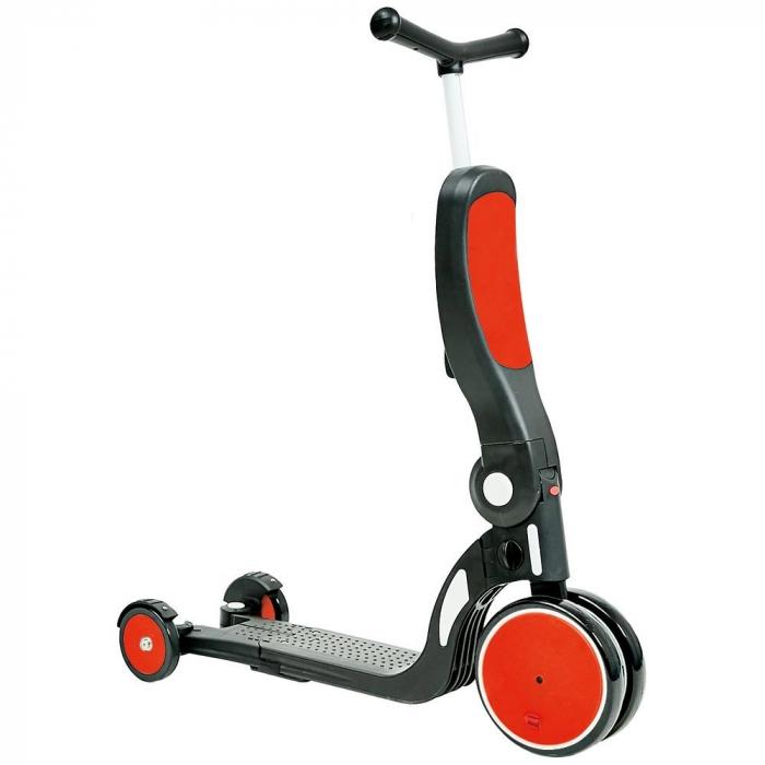 Bicicleta, tricicleta si trotineta Chipolino All Ride 4 in 1 red [0]