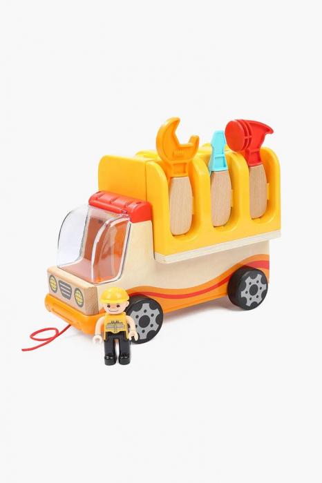 Camion pliabil multifunctional cu banc de lucru si scule, Topbright [5]