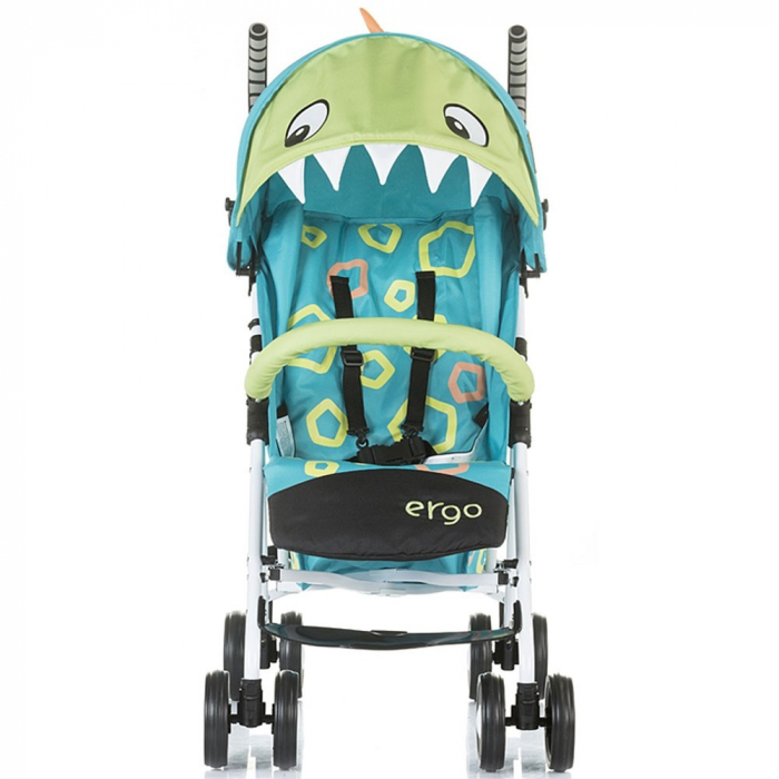 Carucior sport Chipolino Ergo blue baby dragon [2]