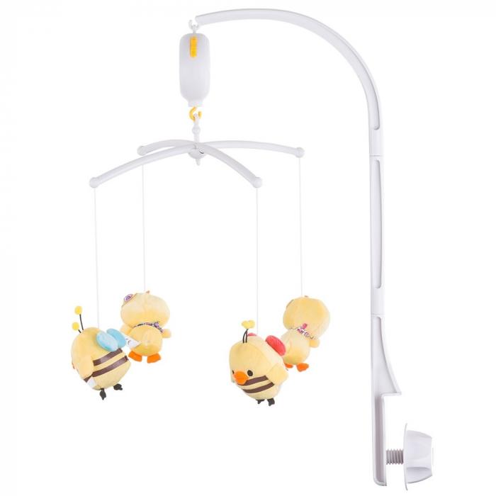 Carusel muzical pentru patut Chipolino Duck [0]