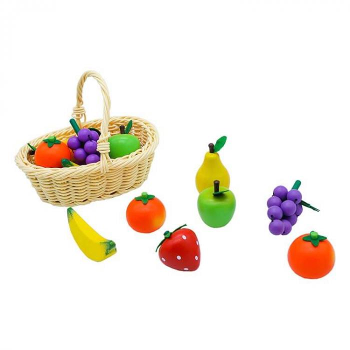Cosulet de picnic cu fructe din lemn [0]