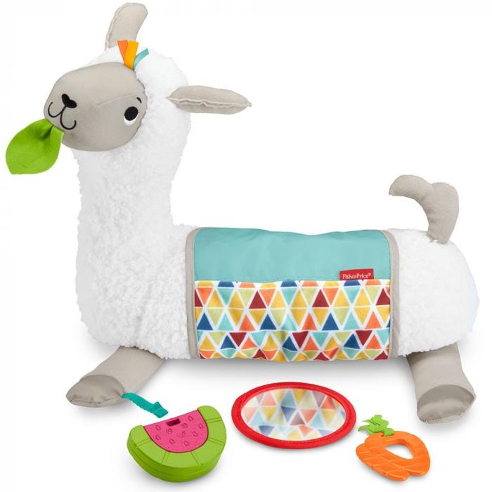 Covoras de joaca Fisher Price by Mattel Newborn Lama [0]