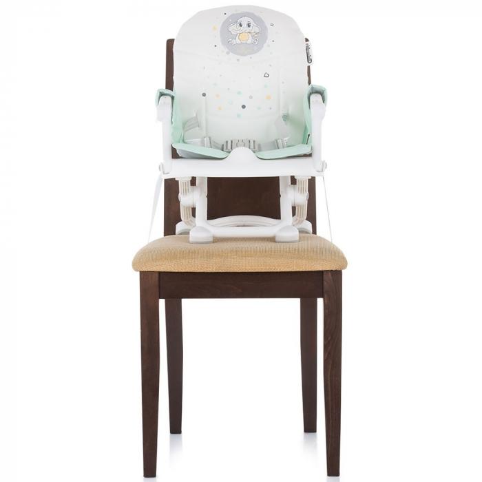 Inaltator scaun de masa Chipolino Lollipop Mint [7]